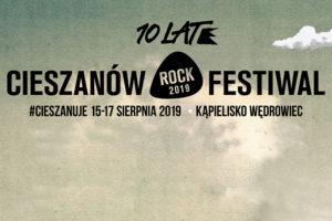 Read more about the article Cieszanów Rock Festiwal? Będę tam z aparatem!