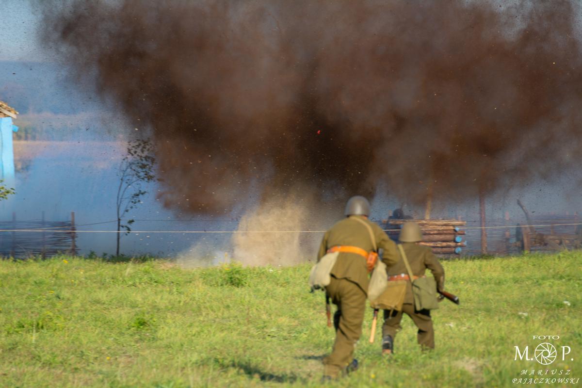 Read more about the article Bój pod Dachnowem – widowisko historyczne
