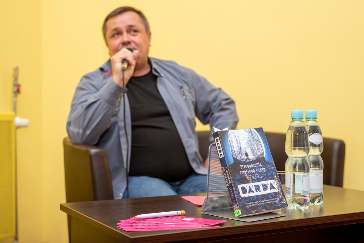 Read more about the article Stefan Darda w Cieszanowie – spotkanie autorskie