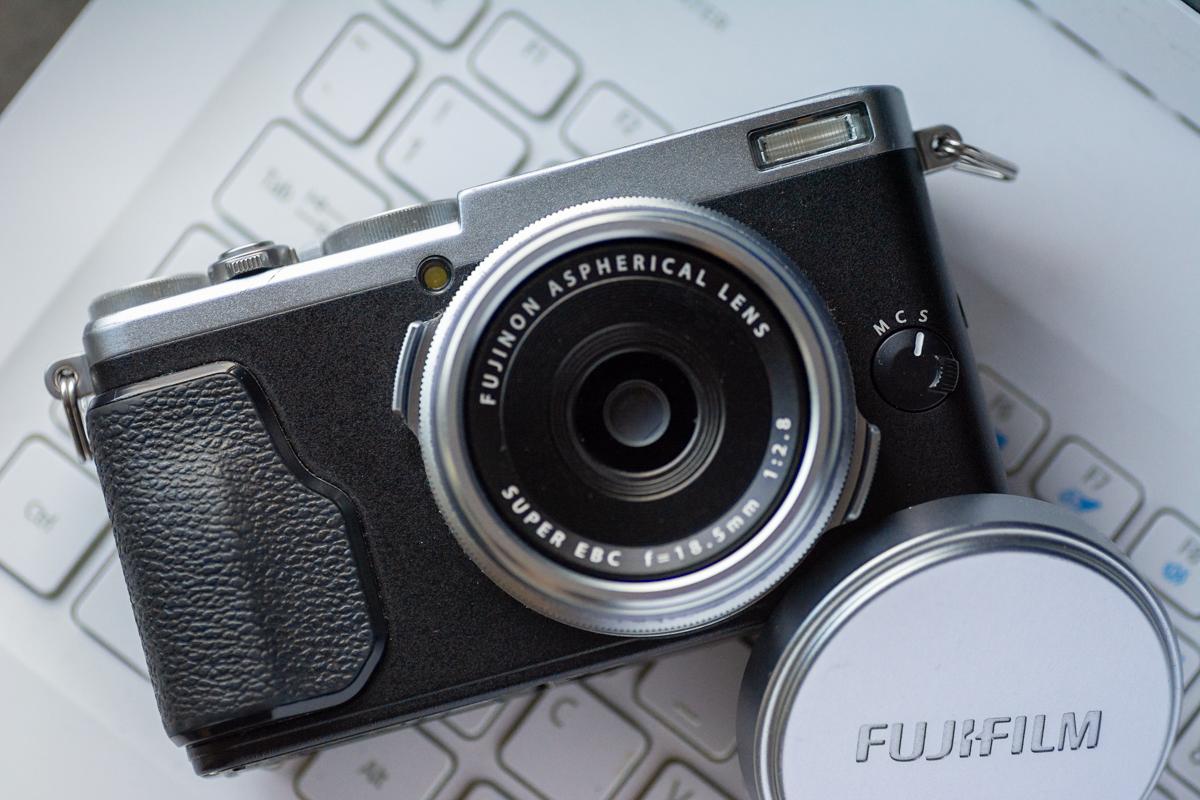 Read more about the article Moja recenzja Fuji x70