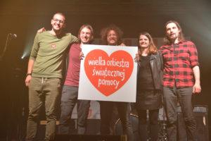 Read more about the article Wielka Orkiestra Świątecznej Pomocy w Cieszanowie