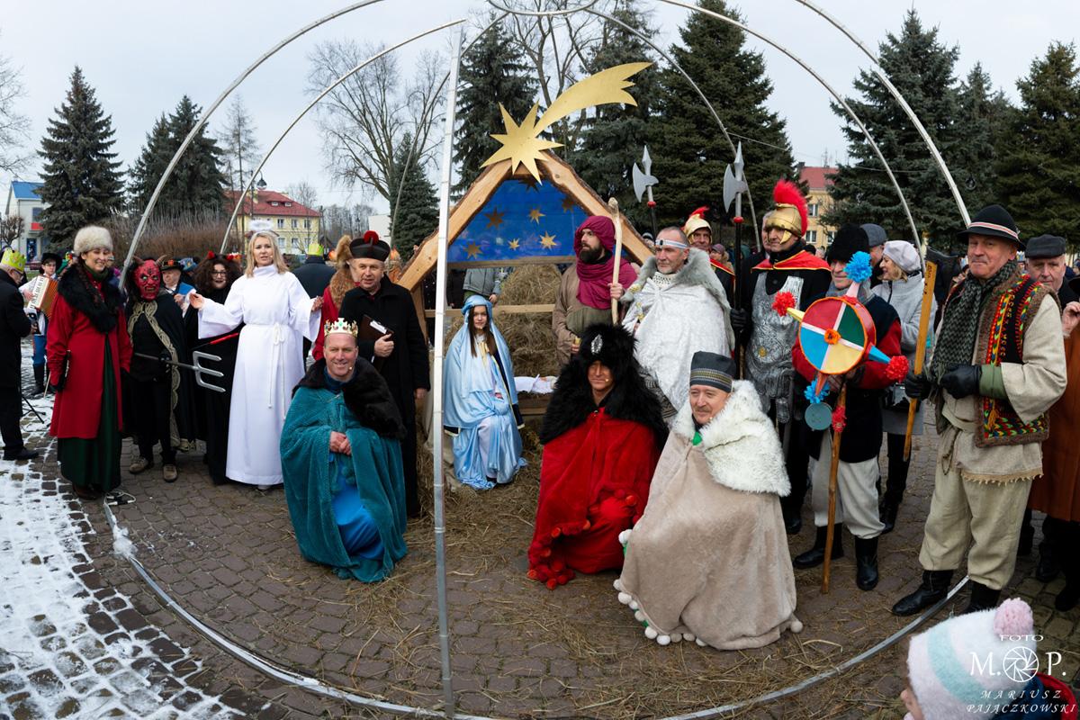 Read more about the article Orszak Trzech Króli w Cieszanowie