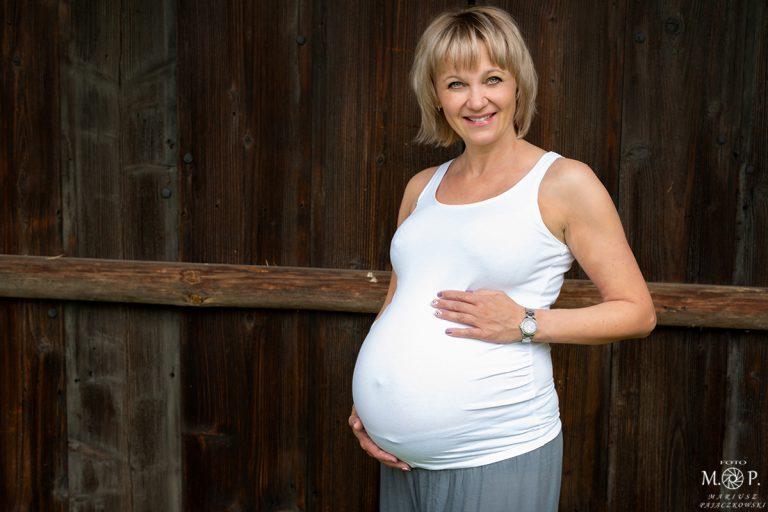 sesja ciążowa Lubaczów
