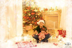 Read more about the article Sesja świąteczna bożonarodzeniowa – doskonały prezent